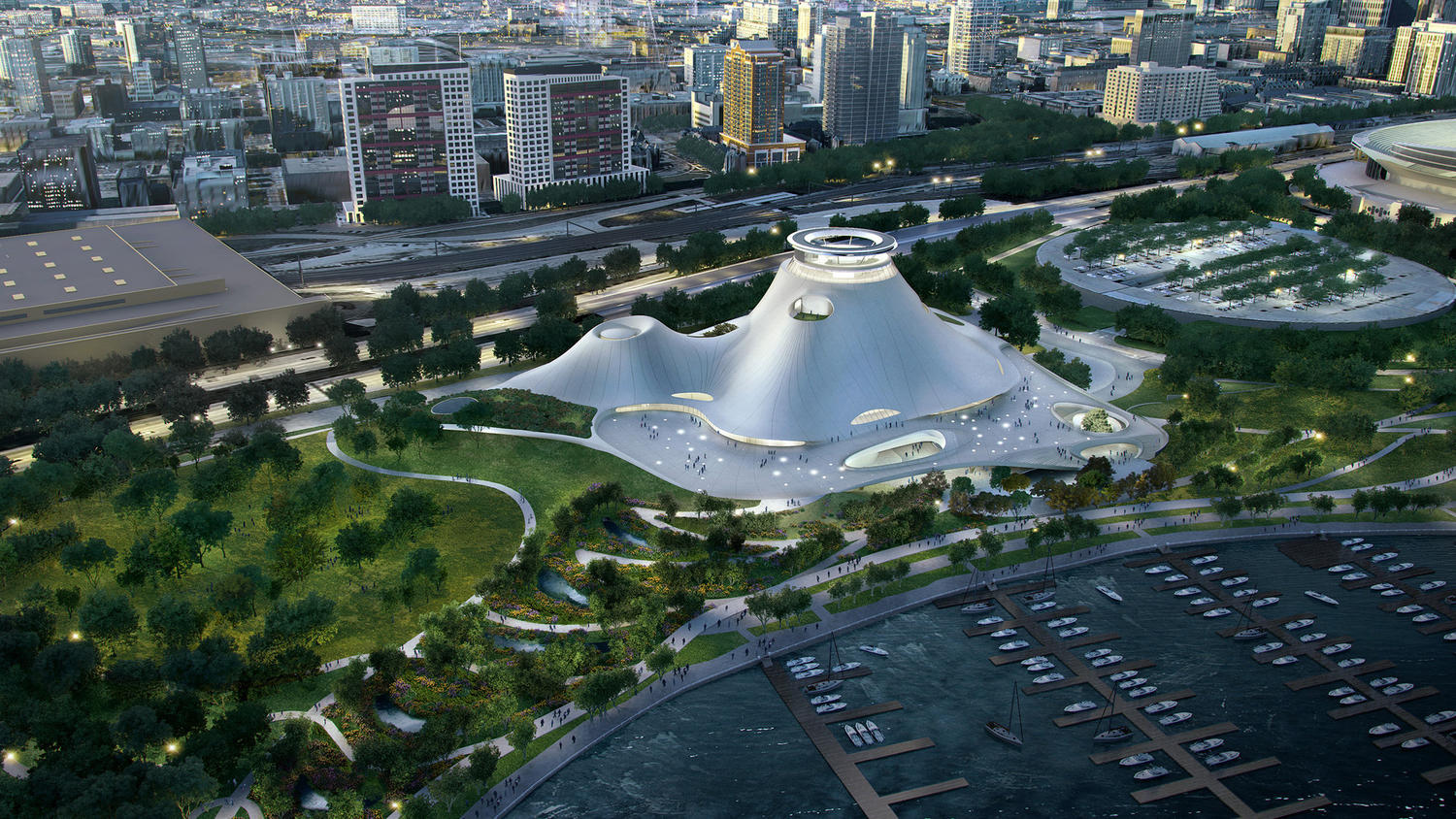Lucas Museum may or may NOT come to Chicago