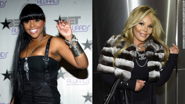 The artist formerly known as LiL Kim
