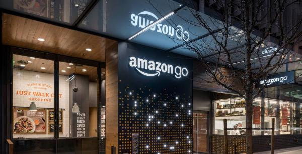 Amazon Go : Cashless Register-less Grocery Store